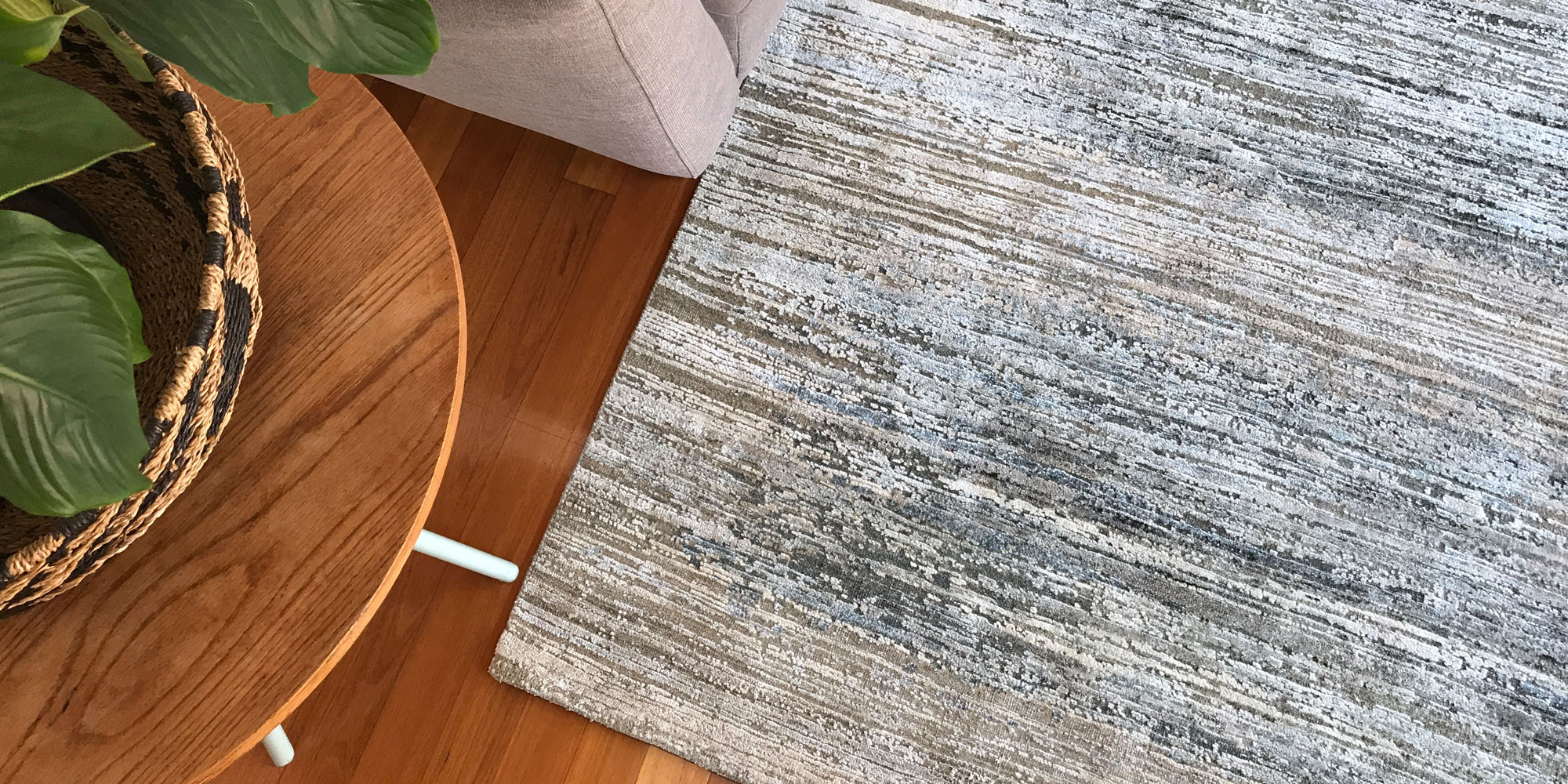 What are the best rugs for high traffic areas?