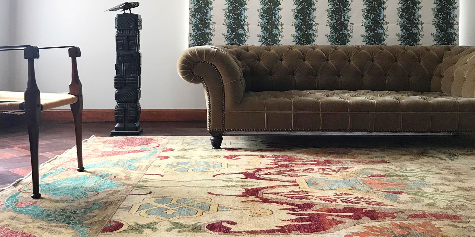 The Difference Between Contemporary, Traditional and Transitional Rugs