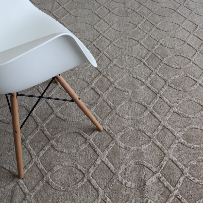 New Cut And Looped Designer Rugs