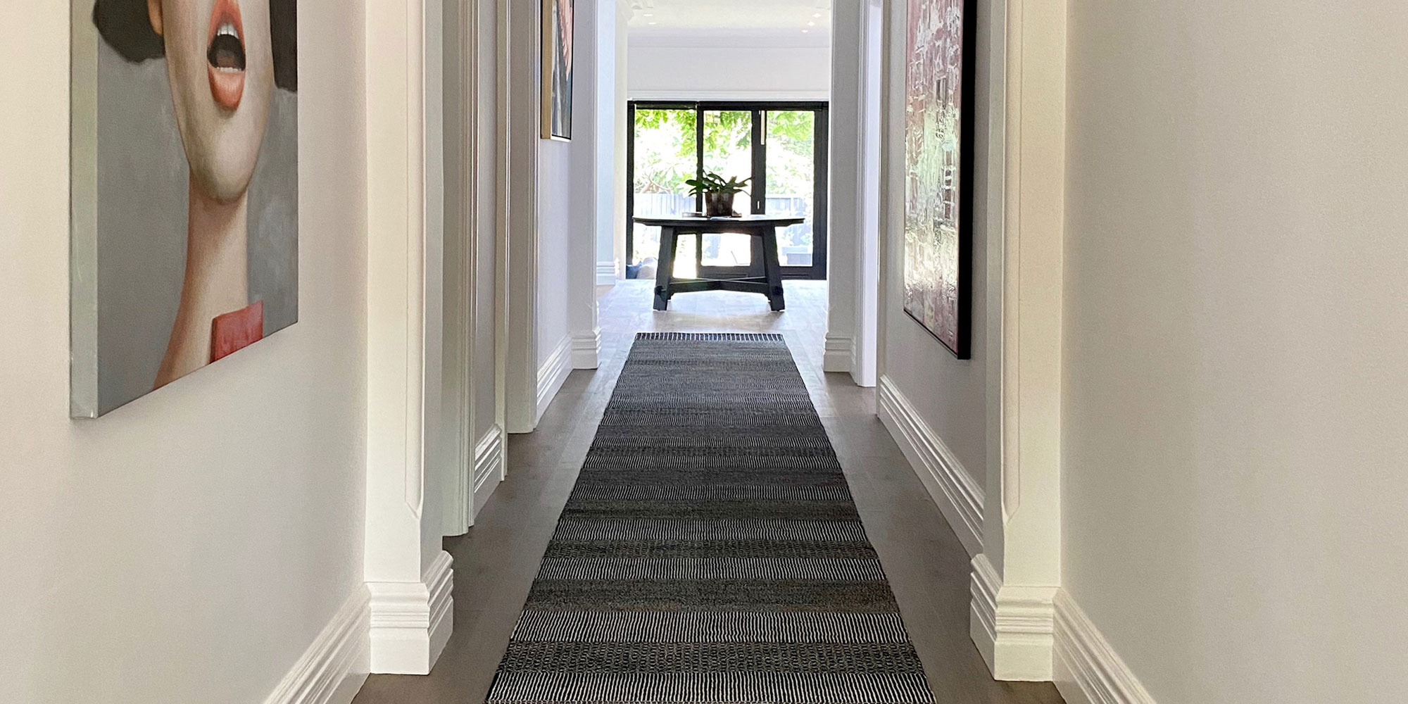 Top 10 Hall-Runner Rugs: Why Custom make your hall runners?