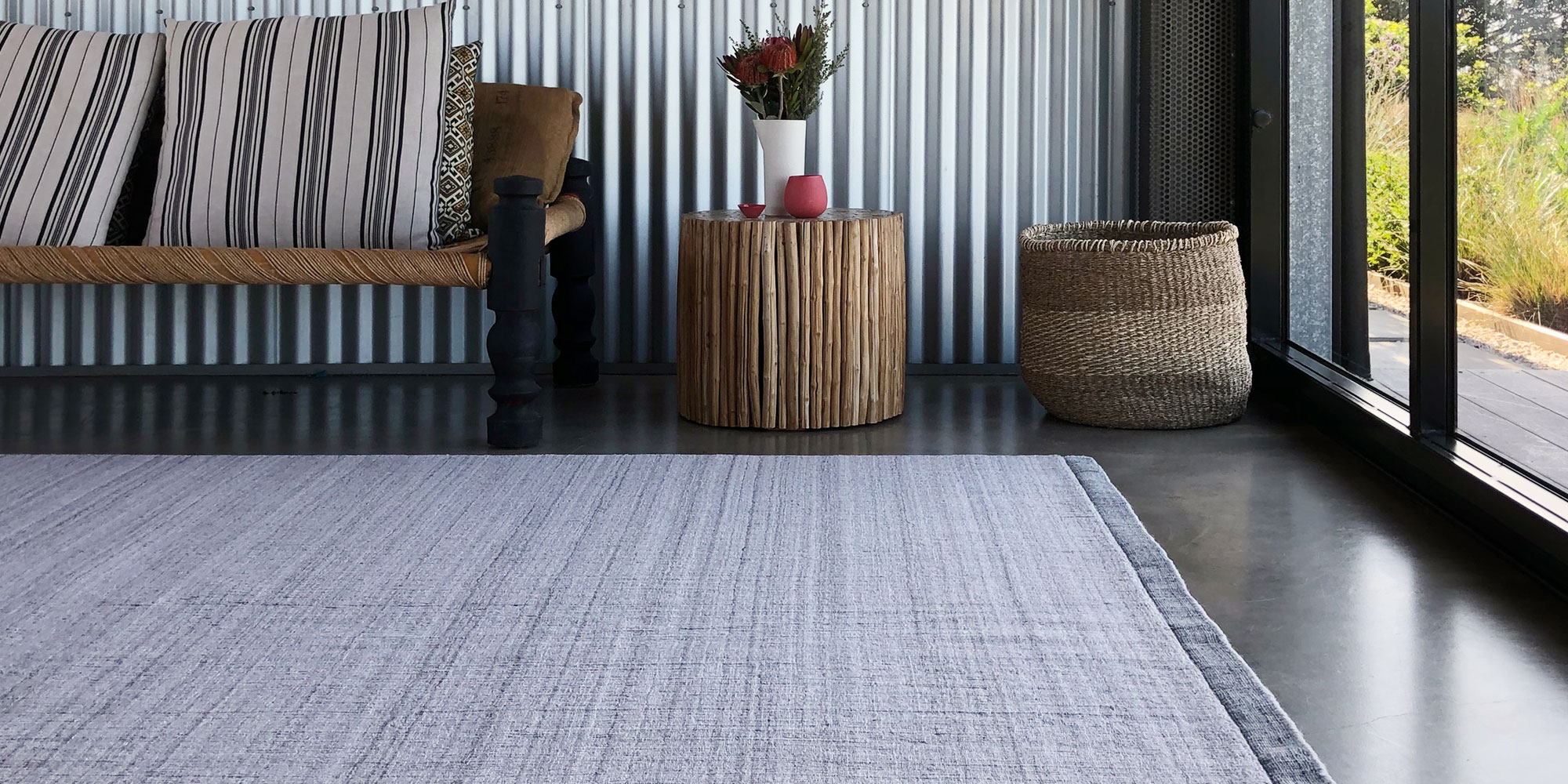 What rug / fibre(s) can you recommend if my home has wool moth?