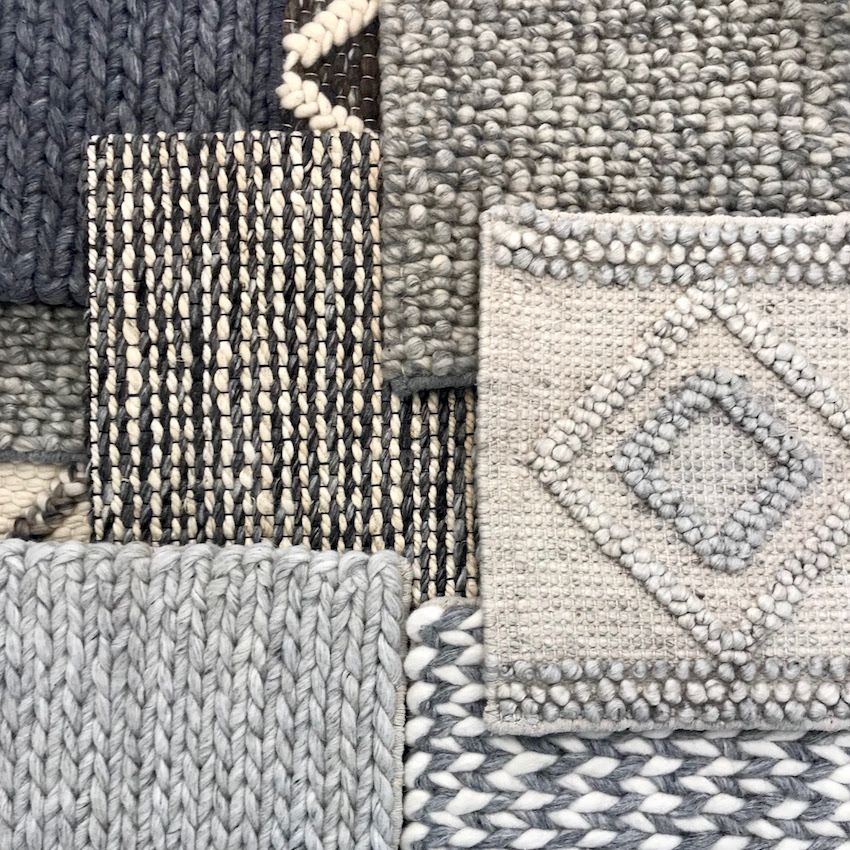 Cosy Textured Wool Rug: Cosy Textured Samples - Blog Post