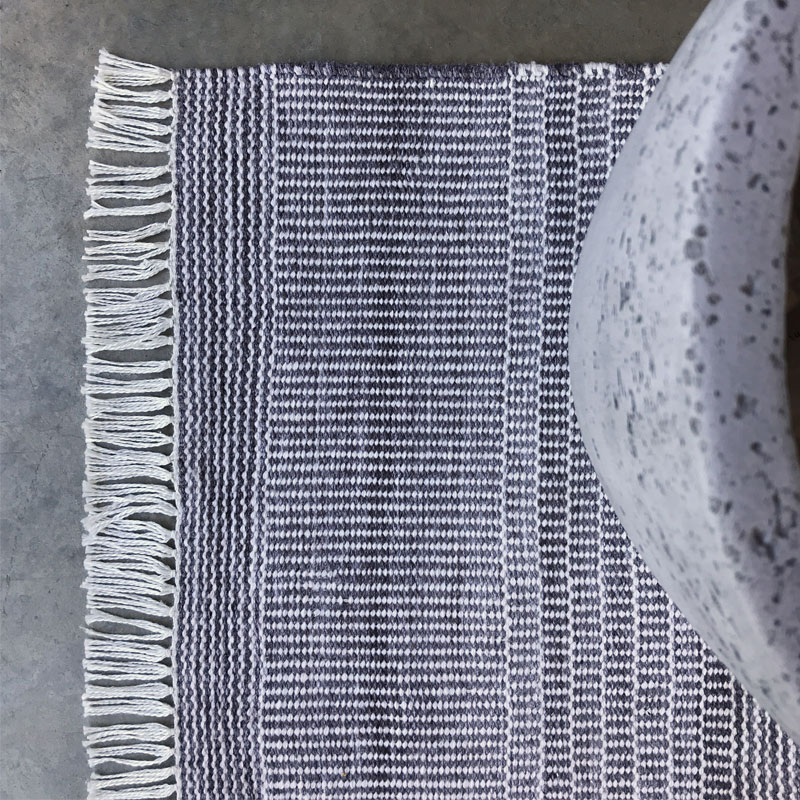 Grey and Neutral outdoor rug