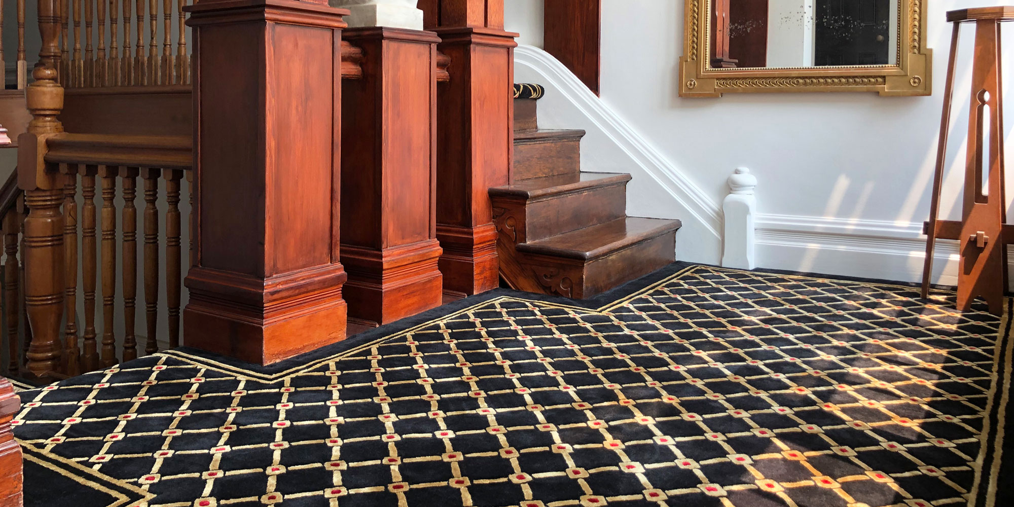 Do you sell carpet - wall to wall?