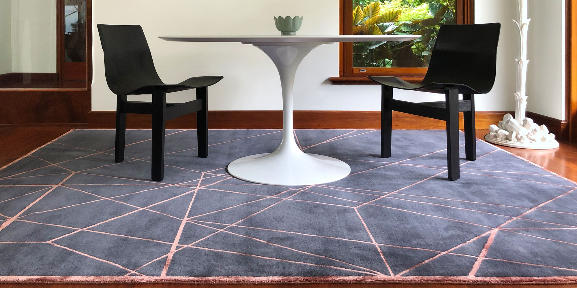 Wine and Dine - Your guide to a dining room rug